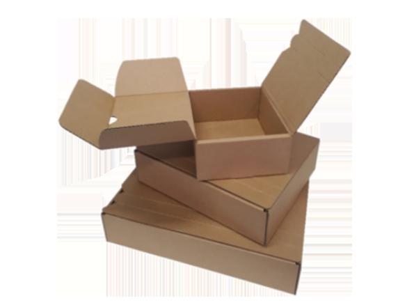 Zipper Carton Boxes